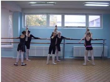 Моя будущая профессия хореограф