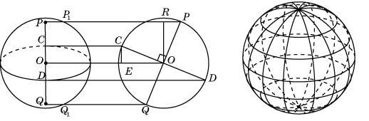 Как сделать чертеж шара